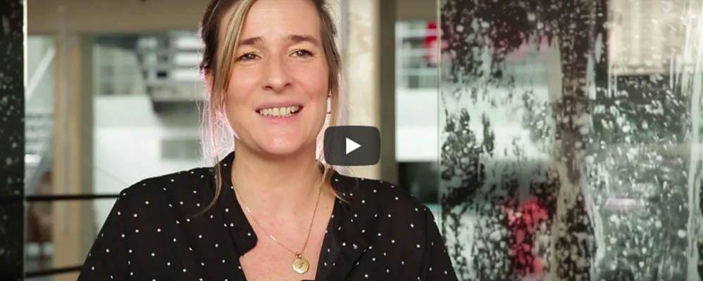 Vidéo : portrait de Laetitia, Office Manager en cabinet de recrutement