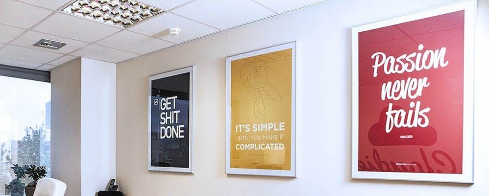 10 office brandings qui en disent long sur votre entreprise
