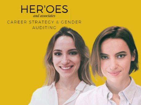L'égalité professionnelle avec Margaux et Agathe, fondatrice du cabinet HER'OES and associates !
