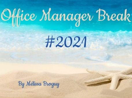 Evénement : Office Manager Break #1 2021 !