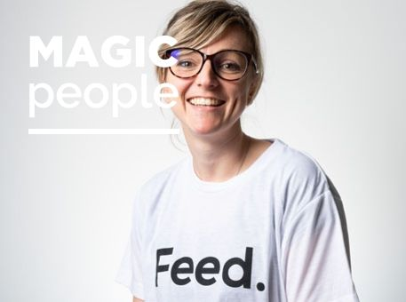 Interview de Anaïs, Happiness & Office Manager chez Feed.co !