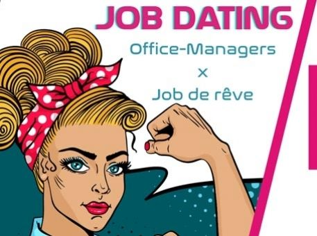 Job Dating Office Manager, le 18 avril à Paris !