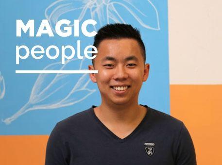 Portrait de Maxime, Office Manager chez Kawa Coffee !