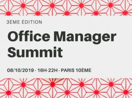 Un nouvel Office Manager Summit, le 8 octobre à Paris !