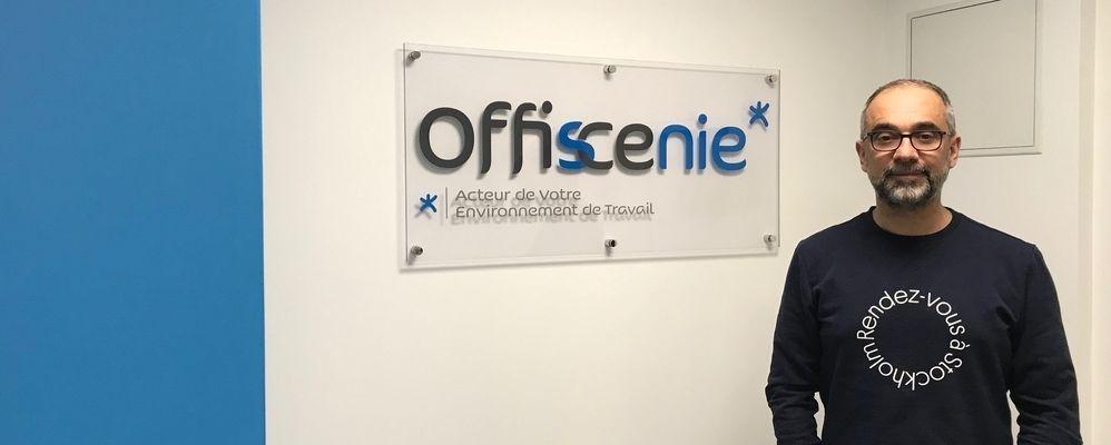 L'interview de Stéphane Malherbe, Directeur Général de Offiscenie !