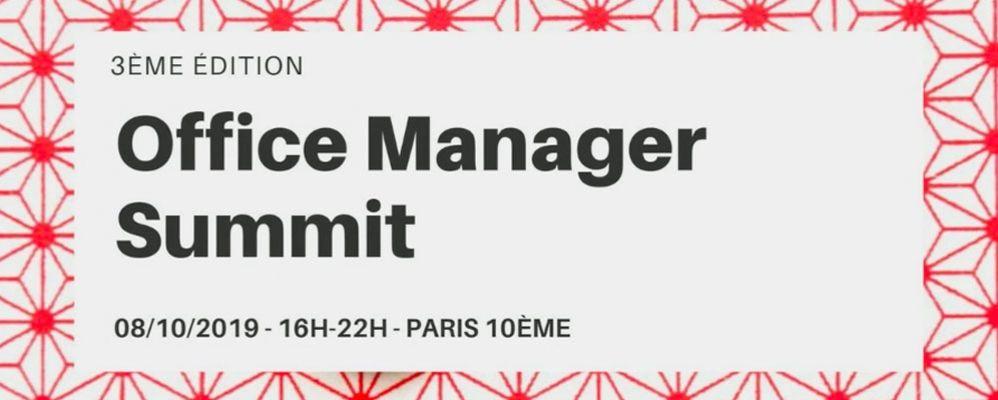 Un nouvel Office Manager Summit, le 8 octobre à Paris !